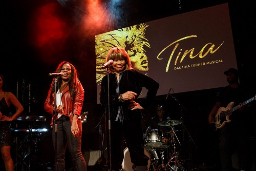 Tina Turner Party 2016